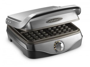 Calphalon HE400WM Belgian Waffle Maker Reviews