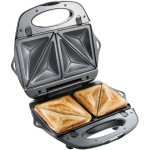 T-Fal SW6100004 Nonstick EZ Clean Interchangeable Plates Sandwich and Waffle Maker