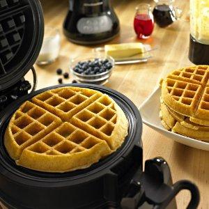 KitchenAid double waffle