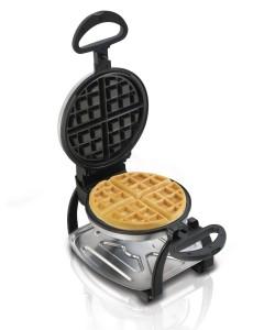 26010 Hamilton Beach Flip Belgian Waffle Maker