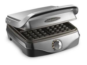 Calphalon HE400WM No Peek Belgian Waffle Maker (3)
