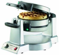 Waring Pro WMK600 Double Belgian-Waffle Maker (1)