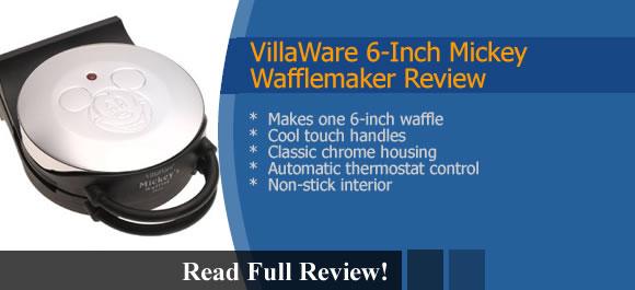 VillaWare Wafflemaker Review
