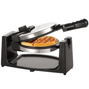 BELLA-13991-Rotating-Waffle-Maker-Polished-Stainless-Steel-0