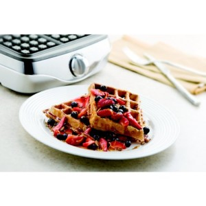 Fresh Blueberry Waffle Recipe