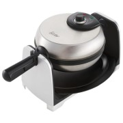 Oster-CKSTWFBF21-1-12-Inch-Thick-Belgian-Flip-Waffle-Maker-Brushed-Stainless-Steel-0