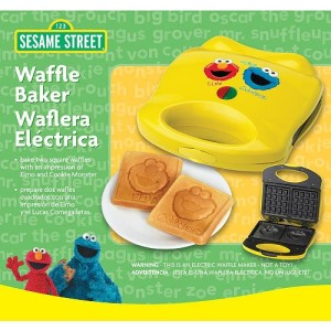 Sesame-Street-Waffle-Maker-with-Elmo-and-Cookie-Monster-0