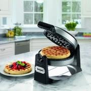 Waring-Pro-WMK200-Belgian-Waffle-Maker-Stainless-SteelBlack-0-0